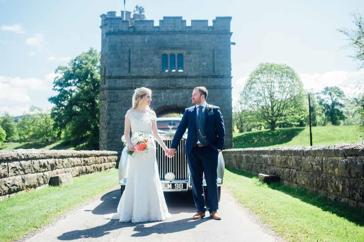 A wedding in the brecon beacons